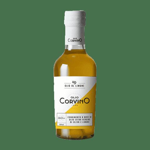 Extra Virgin Olive Oil Lemon Flavoured