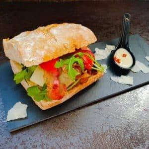 Hamburger di Ventricina
