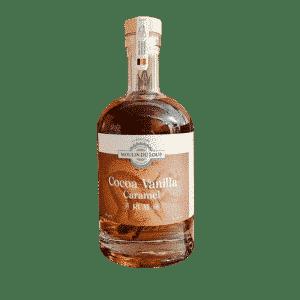 Cocoa-Vanilla Caramel Rum